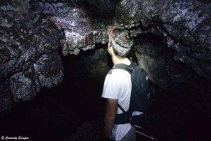 Tunnel de lave aux Açores, Pico