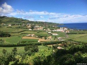 Praia do Almoxarife sur l'île de Faial