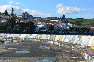 Les églises traditionnelles d'Horta aux Açores