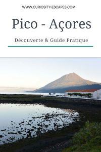 Les Açores: Que voir sur Pico, comment organiser son séjour sur l'île ?