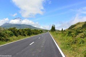 Route des Açores, Pico