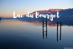 Découverte du lac du Bourget en Savoie