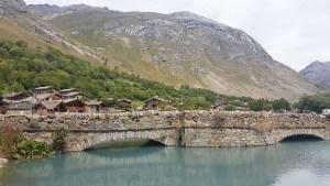 Village classé de Bonneval sur Arc