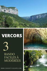3 randonnées à faire dans le Vercors, en Rhône Alpes