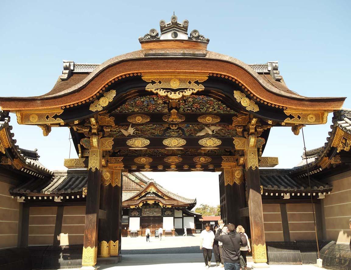 Château de Nijo-Jo à Kyoto