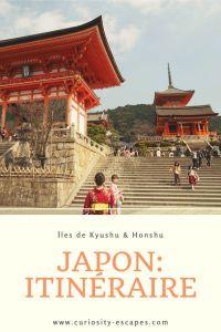 Visiter le Japon: quel itinéraire, quelles préfectures visiter ?