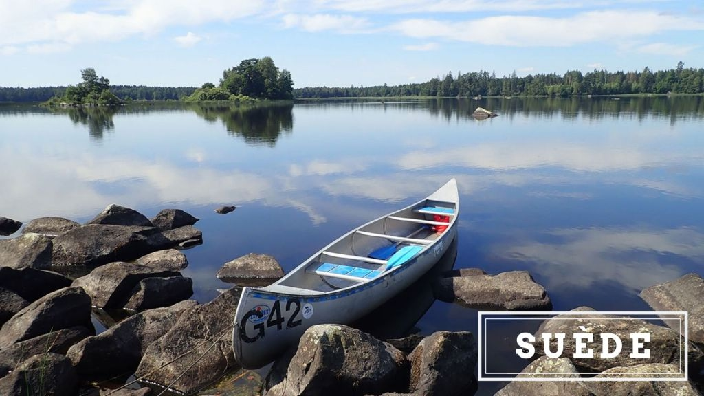 Articles de blog sur un voyage en Suède