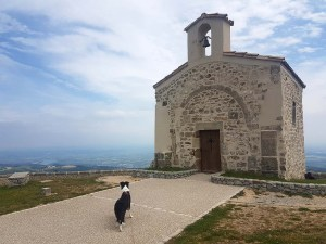 Chapelle du Pic de Saint Romain de Lerps