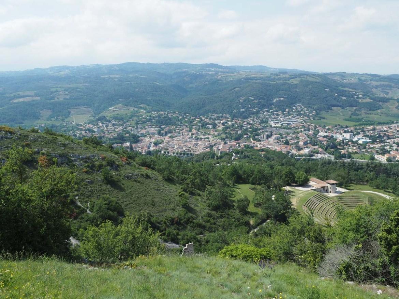 Ville de Saint-Péray en Ardèche