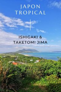 Visite du Japon tropical à Ishigaki et Taketomi
