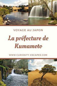 Road trip dans la préfecture de Kumamoto, Kyushu, Japon