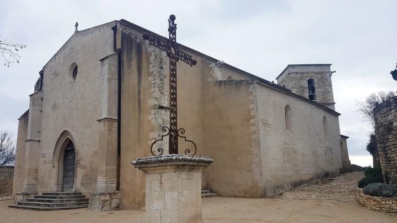 Village perché de Ménerbes, Luberon