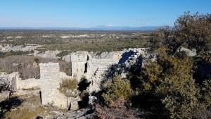 Fort de Buoux, citadelle du Luberon