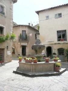 Village de Vénasque, Luberon