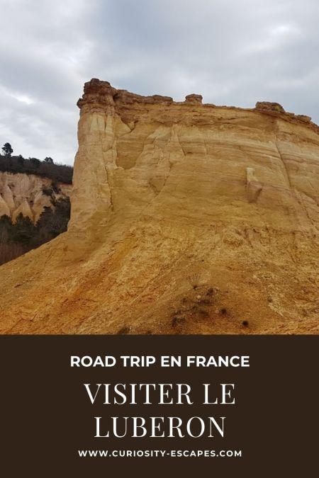 Road trip dans le Luberon
