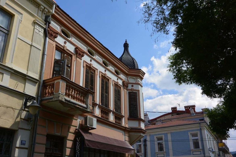 Bâtiment ottoman à Bitola