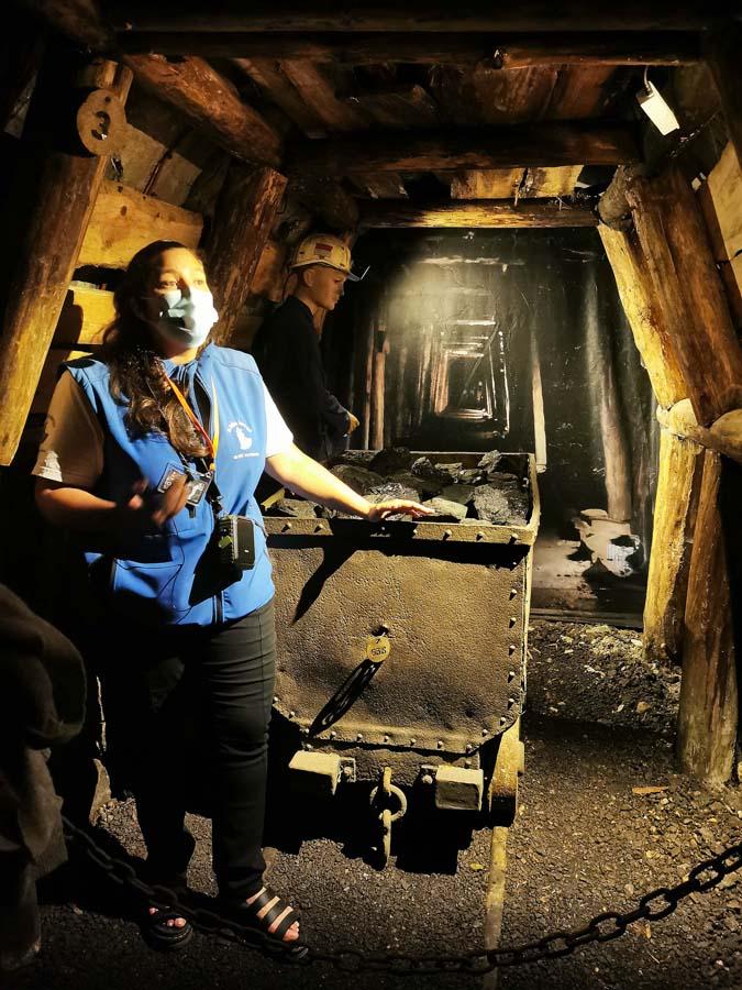 Visite guidée du musée de la Mine Image