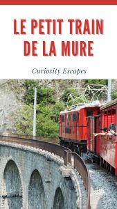 Le petit train de La Mure en Isère et le lac de Monteynard