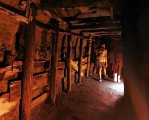 Galerie souterraine du musée de la Mine Image