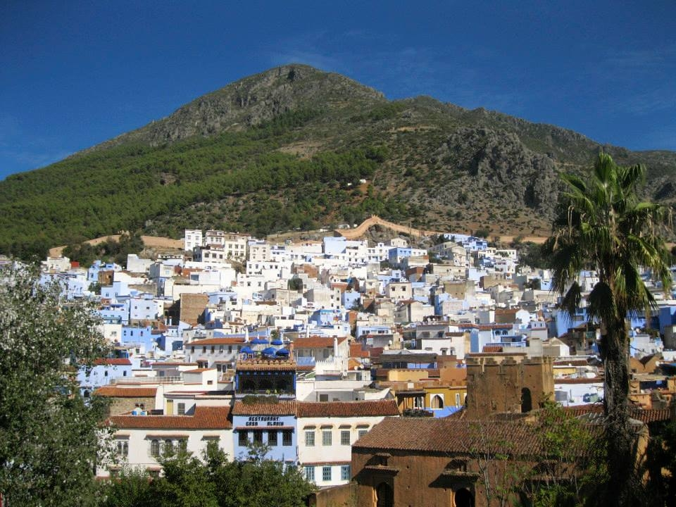 shared taxi chefchaouen to tangier