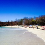 Playa Conchal (my favorite beach!)