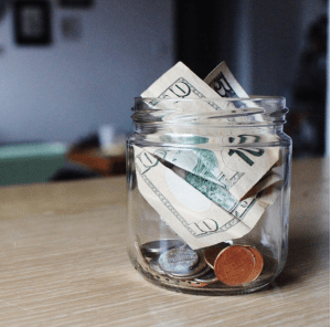 start an emergency fund