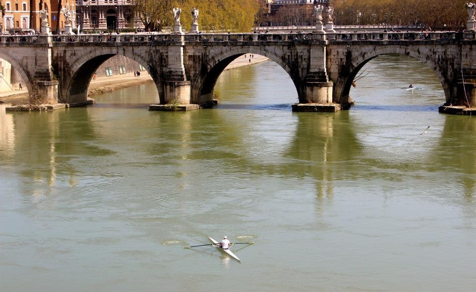 Springtime in Rome