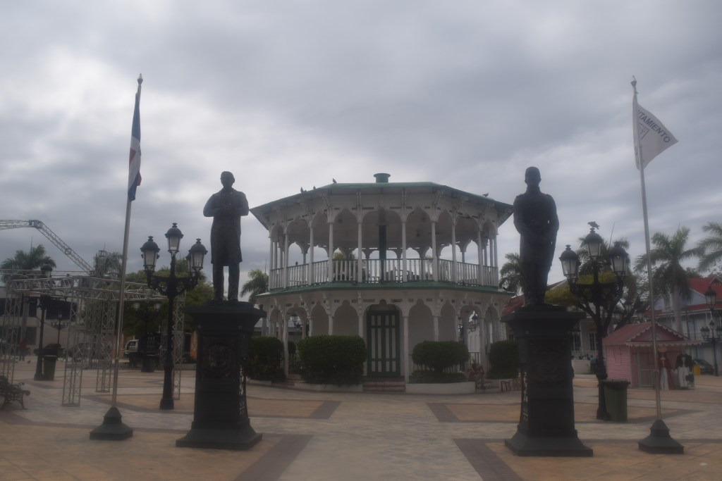 plaza independencia puerto plata