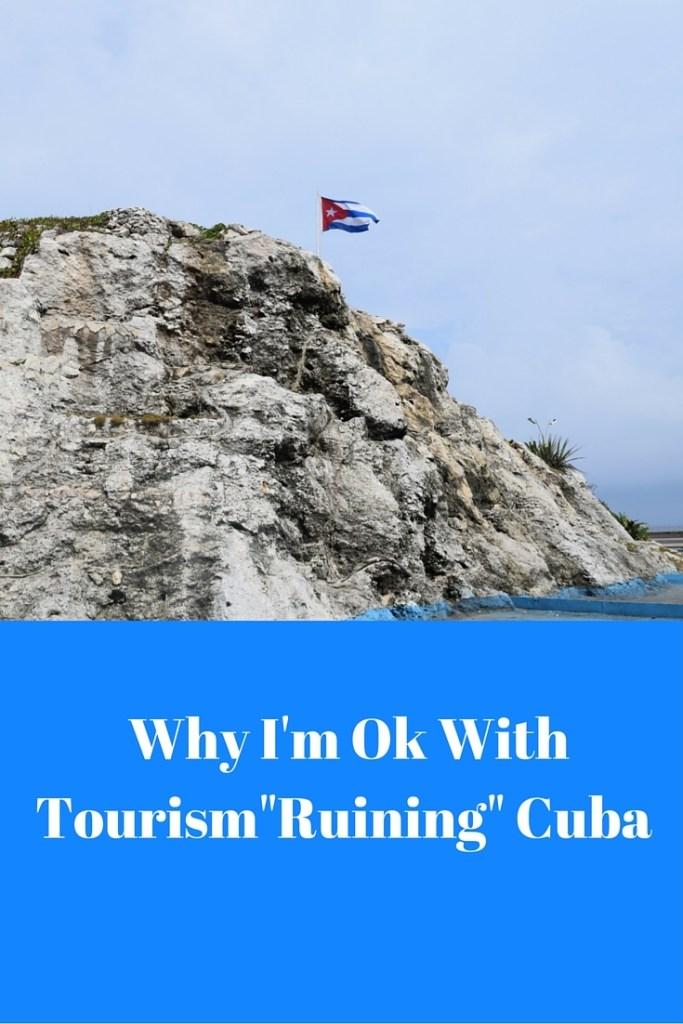 american tourists ruining cuba