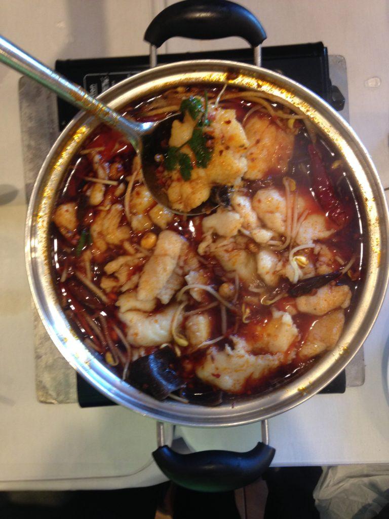 fish stew sichuan home SF