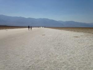 salt flats CA