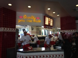 inn-n-out california