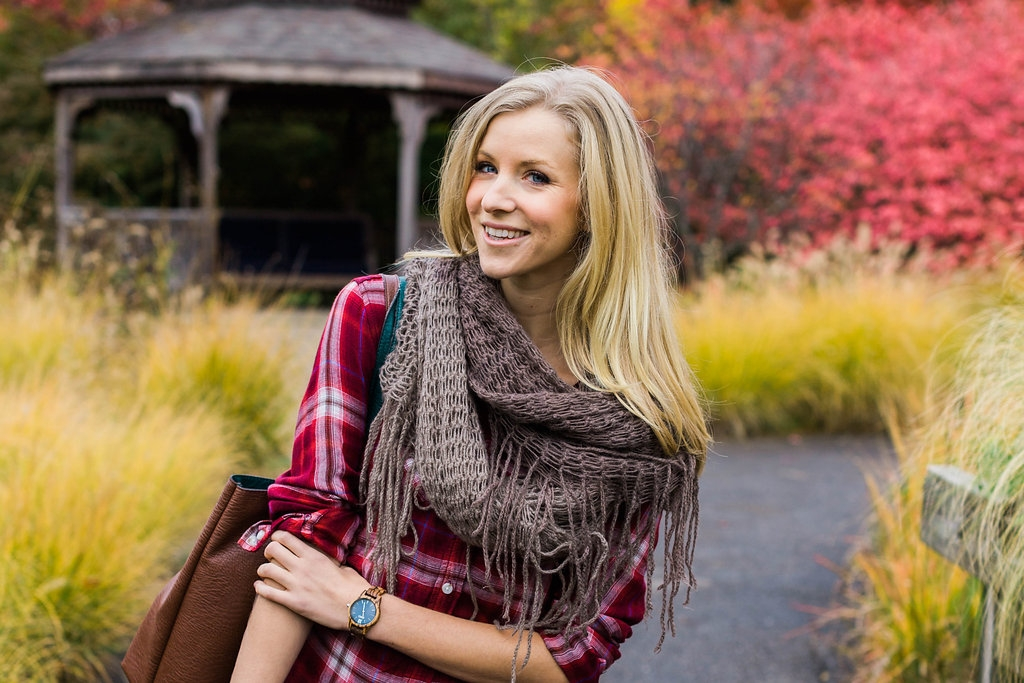 best fall scarf
