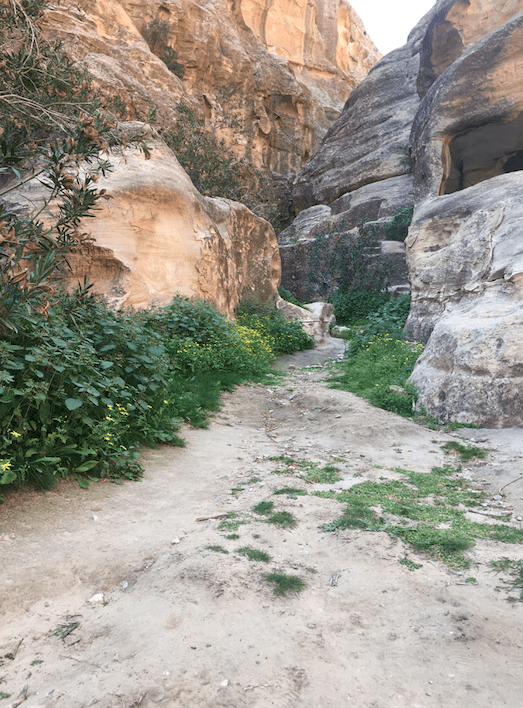 best hiking jordan