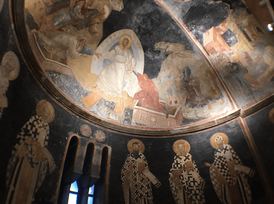 chora church istanbul