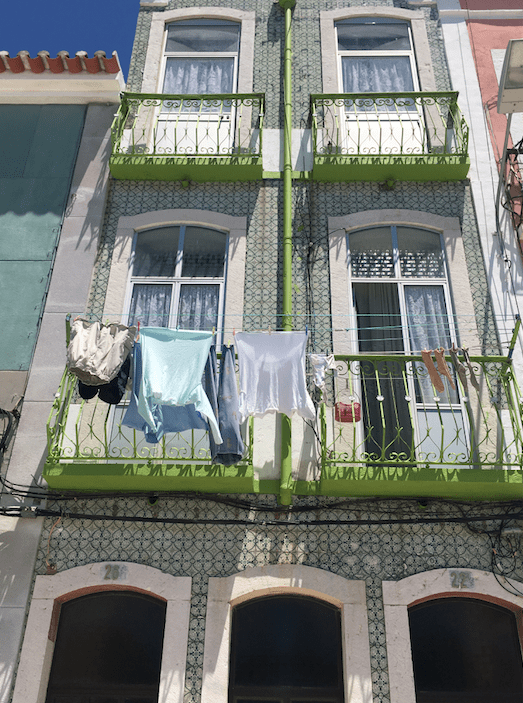 laundry portugal
