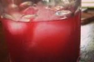 1° Tequila alla fragola e lime