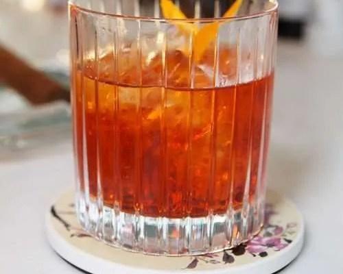 Alisto On The Rocks Cocktail Recipe