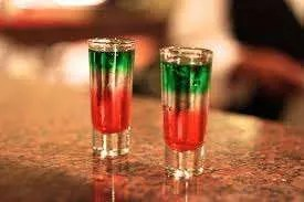 Flaming Mexican Flag Shooter2