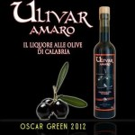 Amaro Ulivar alle olive di Calabria