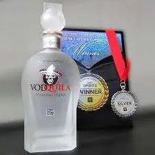 Vodquila Vodka Tequila blended