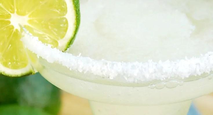 Tequila Frozen Cocktail
