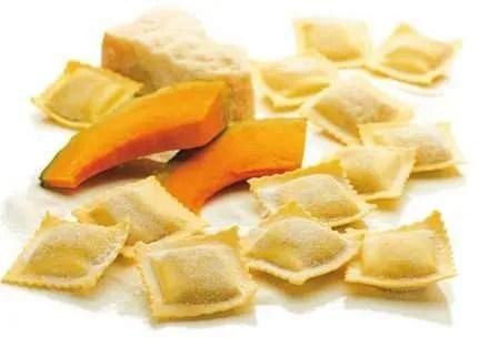 Tortelli di zucca ricetta