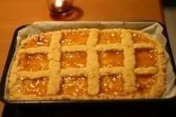 Crostata con marmellata di nonna Jessica ricetta