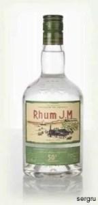 Rhum JM Bottling