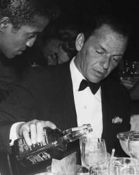 Frank Sinatra bevitore
