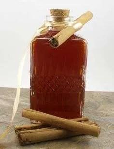 Ricetta liquore alla cannella