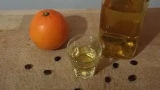 ricetta grappa arancio e caffè