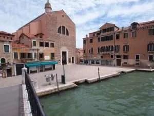 Il dipinto su tela più grande al mondo si trova a Venezia