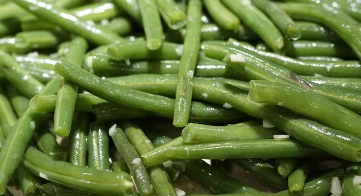 Fagiolini in salamoia ricetta